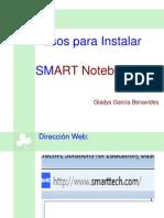 Instalar Smart Notebook