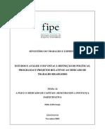 in PICHETTI, Paulo, CHAHAD, José Paulo Zeetano (org.). Mercado de Trabalho no Brasil_ padrões de comportamento e transformações institucionais