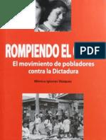 [2011] Mónica Iglesias - Rompiendo el cerco