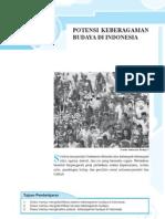 2. Potensi Keragaman Budaya Di Indonesia