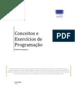 Conceitos e exercícios de Programação