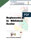 Reglamento Nuevo Biblioteca Cra Los Girasoles Con Ilustraciones