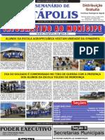 Semanário Municipal da Prefeitura de Itápolis-SP Edição nº216