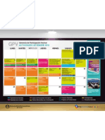 Agenda de Participación Ciudadana - Septiembre 2012