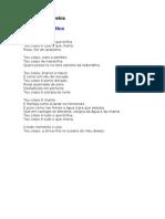Bandeira, Manuel - Poemeto erótico.doc