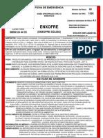 Fe Prodquim Enx Enxofre Solido