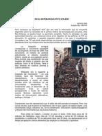 TIC Sistema Educativo Chileno Ignacio Jara