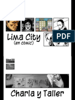 Lima City (en cómic) - Taller