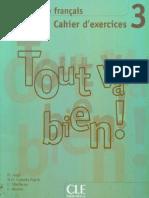45996265 Tout Va Bien 3 Cahier d Exercices