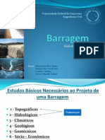 Slides Barragem