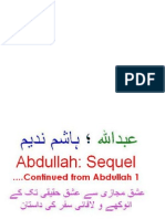 Abdullah by Hashim Nadeem Part 2