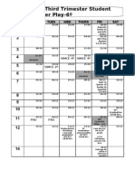Official P 6Third TrimesterPlanner
