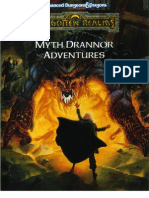 Adventures - Forgotten Realms - Myth Drannor Adventures