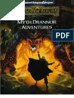 Adventures - Forgotten Realms - Myth Drannor Adventures