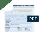 Configuracao IRF acumulado