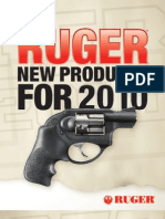 Ruger New 2010 Catalog (Lcr and Lcp)
