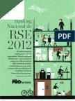 RSE - Reportaje Revista Qué Pasa - Ranking 2012