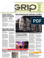 The Grip Aug 30 Print Edition