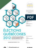 L'édition du 3 septembre 2012