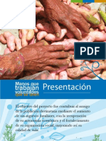 """Manos que trabajan, voluntades que se unen"" - Exposicion Action Against Hunger (ACH International)"