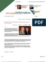 01-09-12 Encabezará Cano Vélez discusión sobre financiamiento en Seguridad  Social Universal