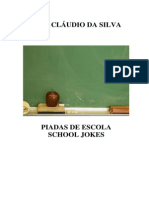 Jose Claudio da Silva - Piadas de Escola-School Jokes - português-inglês