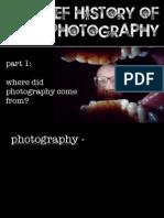 History of Photo