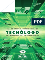 Manual do Técnologo