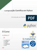 Python - Introdução
