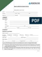 Investor Details Form