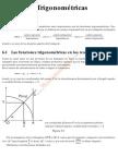 Funciones Trigonométricas_