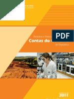 CONTAS GOVERNO FEDERAL 2011 - TCU