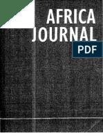 Barack Obama Senior Praises Socialism In The East Africa Journal