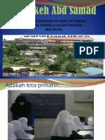De'Briefing Disleksia 2012