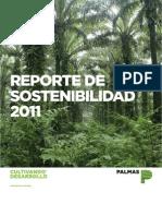 REPORTE GRI GRUPO PALMAS 2011