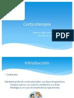 Corticoterapia PPT by Demon Felipe