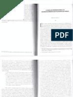GUALTIERI, Roberto – A análise internacional e o desenvolvimento da filosofia da práxis