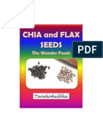 Chia and Flax Seeds - The Wonder Foods
