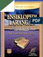 Ensiklopedi Larangan 1