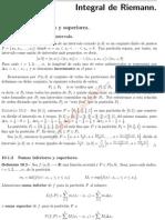 Integral de Riemann