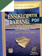 Ensiklopedi Larangan 3