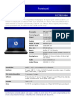 HP 430 Intel Core i3