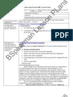 ABE / ESL Citizenship  Lesson Plan
