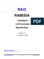 RA8835A Simple DS v10 Eng