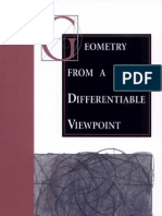 46243922 Geometry From a Differentiable Viewpoint