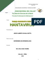 Monografia Hanta Virus