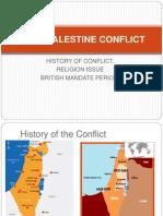 Arab Palestine Conflict[1]
