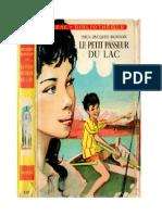 Bonzon P-J Le Petit Passeur Du Lac 1956 Original