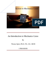 Introduction to Mechanics Liens