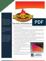 Gold Heat Sales Sheet 1
